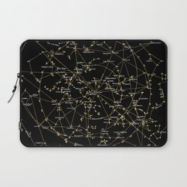 Stars Constellations Love Astronomy Cosmos Galaxy Universe Laptop Sleeve