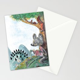 Peacefull lair Stationery Cards