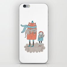 Our Cats iPhone & iPod Skin