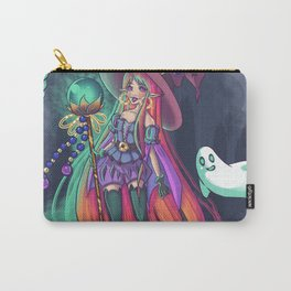 Halloween Mage Carry-All Pouch