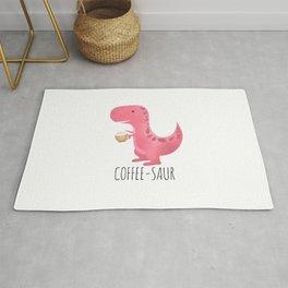 Coffee-saur | Pink Rug