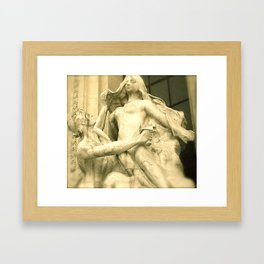 Angel Goddess Framed Art Print