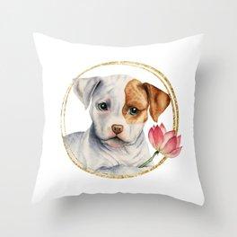 Flower Child 2 Throw Pillow