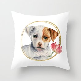 Flower Child 2 Throw Pillow