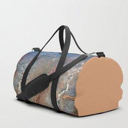 Grand Canyon bird's eye view #2 Duffle Bag