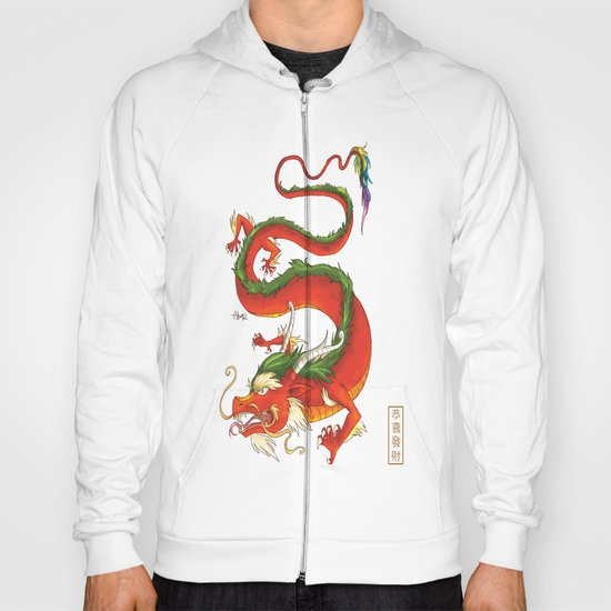 Year of the Dragon Hoody