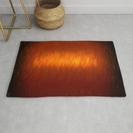 Abstract Fire 1 Rug