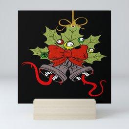 Siren Head hells bells  Mini Art Print