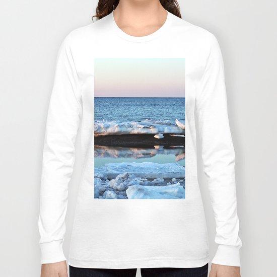 Ice Reflected Long Sleeve T-shirt