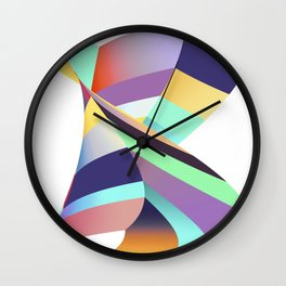 Possible No. 1 Wall Clock