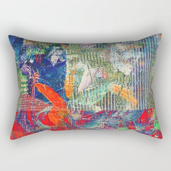 The Priest Maia Rectangular Pillow