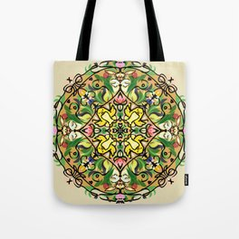 Easter bunny and chick 2 Tote Bag