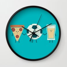 Dream Team Wall Clock