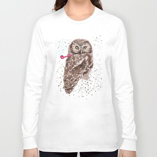 Mr.Owl III Long Sleeve T-shirt