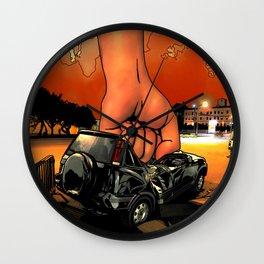 Divine Intervention Wall Clock