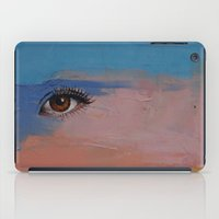 gypsy iPad Cases featuring Gypsy by Michael Creese