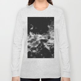 Waves of Marble Long Sleeve T-shirt