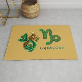 Capricorn Knot Rug