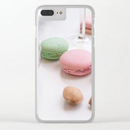 Macaroni Clear iPhone Case