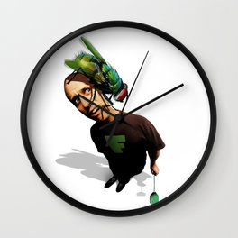 What's Bugging You? Wall Clock