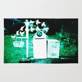 Mailbox Rug