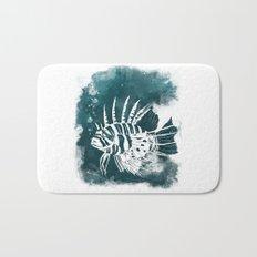 Feuerfisch Bath Mat