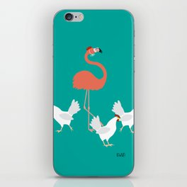 Birds of a Feather iPhone Skin
