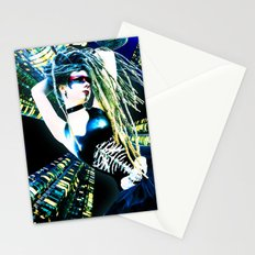 Black Me Out Stationery Cards