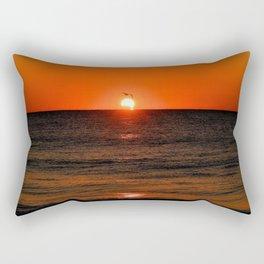 Eclipse November 3, 2013 Rectangular Pillow