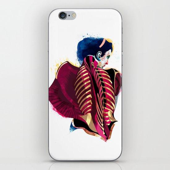 Anatomy 07a iPhone & iPod Skin