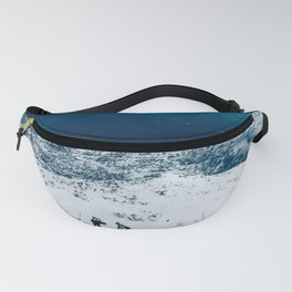 A walk in the mountain Fanny Pack