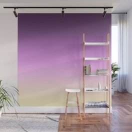 Purple Ombre Wall Mural