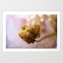Autum Is Always Our Best Time Art Print