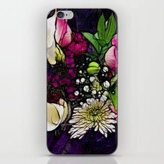:: Bring Flowers :: iPhone & iPod Skin