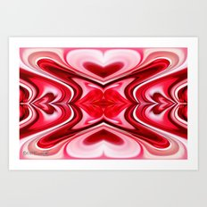 Noel Abstract Art Print