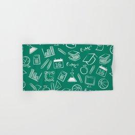 School chemical #7 Hand & Bath Towel
