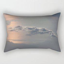 Sailing the Clouds Rectangular Pillow