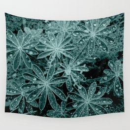 Raindrops III Wall Tapestry