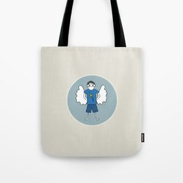 Guardian Angel Stevie Tote Bag