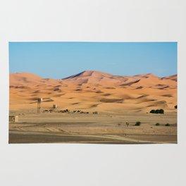 Sahara Desert dunes Rug