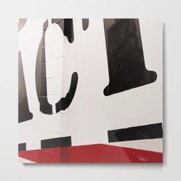 Ict_ Metal Print