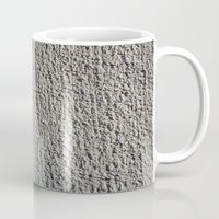 gray Mugs featuring GRAY by Manuel Estrela 113 Art Miami