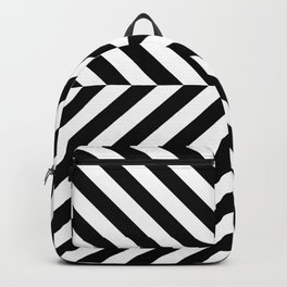 Chevronish Backpack
