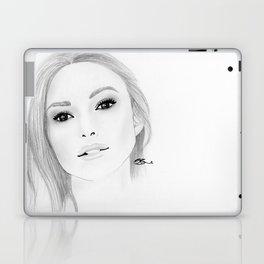 Keira Knightley Laptop & iPad Skin