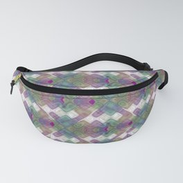 Abstract FF P YY Fanny Pack