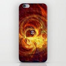 Treasure iPhone & iPod Skin