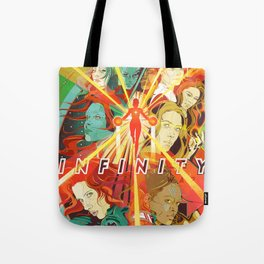 Infinity War Girls Tote Bag