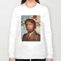 hannibal Long Sleeve T-shirts featuring Hannibal by András Récze