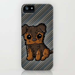 Troy - Silky Terrier iPhone Case