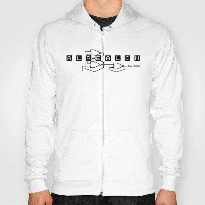 Alrealon Musique Logo Hoody